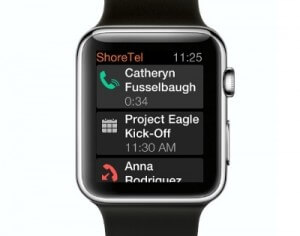 ShoreTelAppleWatch