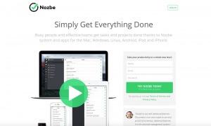 Nozbe Screenshot